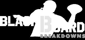 BlackBoard Breakdowns series logo